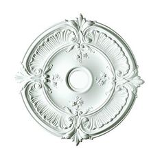 Focal Point 30 in. Acanthus Ceiling Medallion-FP81031 at The Home Depot