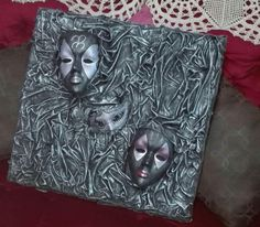 Tokreen Three Masks - Jomarie Prinsloo