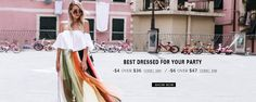 Cupshe.com is a global online fashion store.Each item from this site is the most popular one according to the data from Amazon and Google.