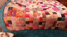 Quilts, Blanket, The Originals, Bed, Pattern, Home, Design, Scrappy Quilts, Stream Bed