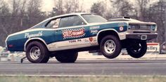 Vintage Drag Racing - Pro Stock - Stiles Performance - I have a picture of him racing my Daddy's Cuda