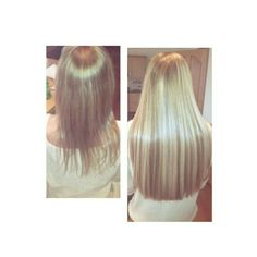 Before & After 200g | Seamless Tape In Hair Extensions | Rose Beauty | 647♡779♡3203 To Book
