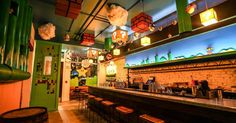 Mario-Themed Bar In Washington D.C. Just Opened And It's Awesome