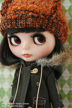 Blythe Pullip DAL BHC Outfit Traveling   eBay