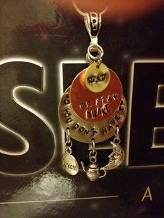 Rpsgt Stacked Charm Necklace Sugar Bones Apparel