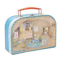 Doctor Valise from La Grande Famille #632402 #magicforesttoys #moulinroty