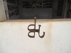 O ferro feito para marcar animais que Baiano usava contra suas vítimas foi encontrado no local de sua morte, em Poço Redondo, Sergipe.
