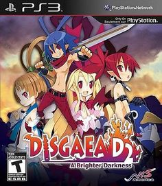 Disgaea D2: A Brighter Darkness - Sony PlayStation 3