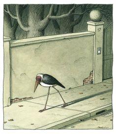 solo, ilustración de Franco Matticchio