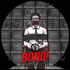 """BONO! (hardcore, UK) stream video for """"No Escape"""" - PUNX.UK  http://punx.uk/bono-hardcore-uk-stream-video-for-no-escape/"""