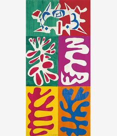 Grab your scissors* & get over to the MOMA^  it's showtime in NYC.                               Henri Matisse: The Cut-Outs            ...