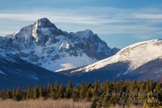 Canadian Rocky Mountains – the Ultimate Winter Playground!