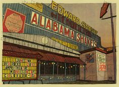 Landland's Edward Sharpe / Alabama Shakes Poster  (Onsale Info)