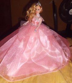 Bonecas tipo barbie decorativa para sua festa