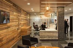 Anderson Lloyd Lawyers office by Unispace, Christchurch – New Zealand