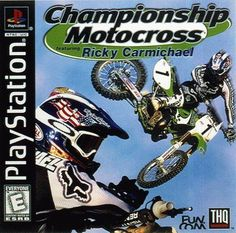 Complete Championship Motocross - PS1 Game