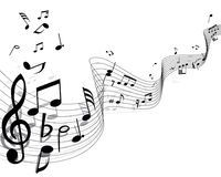 The Musical Notes With The G-clef - Download From Over 61 Million High Quality Stock Photos, Images, Vectors. Sign up for FREE today. Image: 33693996
