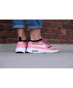 new york 0a0d0 3df02 Air Max Thea Ultra Flyknit Bright Melon White Black Womens Nike Air Max  Sale,