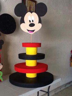 Discover thousands of images about Base mickey Theme Mickey, Fiesta Mickey Mouse, Mickey Mouse Parties, Mickey Party, Mickey Minnie Mouse, Mickey Mouse First Birthday, Mickey Mouse Baby Shower, Mickey Mouse Clubhouse Birthday Party, Birthday Parties
