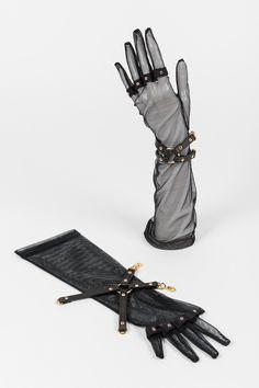 Opera Gloves Handcuffs
