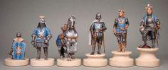 """Ruso Vityaz Elite (museo) soldado: juego de ajedrez """"Guerra de Rosas"""""""
