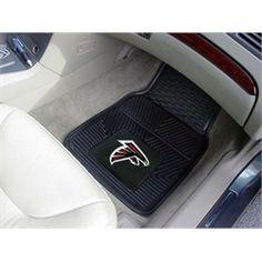 Atlanta Falcons All Weather Rubber Auto Car Mats
