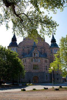 Nordic Museum, Estocolmo, Suécia