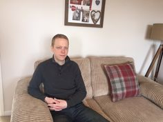 Phil, an Air Traffic Controller at Newcastle Airport moved into his home with his wife last year, relocating from Liverpool to Phil's hometown of Hebburn near Newcastle. Newcastle Airport, Liverpool, The Help, Stuff To Buy, Home, Ad Home, Homes, Haus, Houses