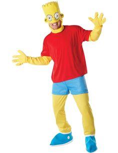 Kostium Barta Simpsona