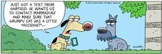 Eek! Comic Strip, December 07, 2015     on GoComics.com