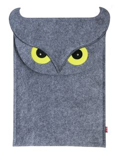 Items similar to Felt tablet Case, inch tablet Case, tablet Sleeve,Felt Tablet Bag.Felt tablet cover of night owl. on Etsy New Macbook Air, Macbook Pro 13 Case, Tablet Cover, Laptop Covers, Mac Book Cover, 10 Inch Tablet, New Ipad Pro, Laptop Bag, Notebook Laptop