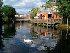 Here Are The 10 Most Beautiful, Charming Small Towns in Rhode Island...Wickford