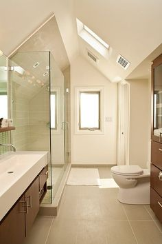 small bath with shower 23