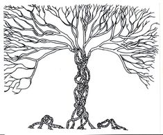 Celtic Tree Knot Book Knots Celtic Knot Tree Bing Knot Drawing - Clipart Suggest Celtic Tree, Celtic Designs, Celtic Knot, Paper Art, Bing Images, Knots, Moose Art, Clip Art, Carving