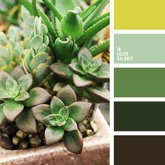 желтый, монохромная зеленая цветовая палитра, монохромная цветовая палитра, оттенки зеленого, подбор цвета, сочетание цветов для декора интерьера, цвет базилика, цвет зеленого чая, цвет зеленого яблока, цветовое решение для дизайна