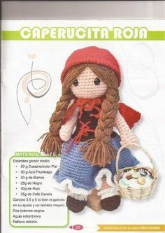 Watch This Video Incredible Crochet a Bear Ideas. Cutest Crochet a Bear Ideas. Crochet Doll Pattern, Crochet Chart, Love Crochet, Crochet Dolls, Crochet Baby, Knit Crochet, Crochet Patterns, Crochet Gratis, Patron Crochet