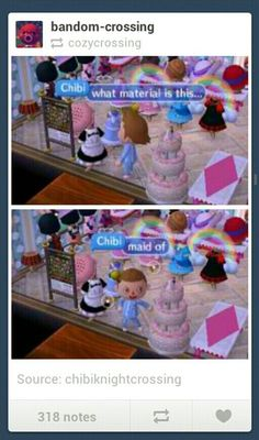 Funny Animal Crossing.