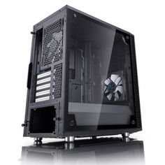 M/B Type: MicroATX, ITX. Define Series sound dampening with ModuVent technology for silent operation in a compact full ATX or Micro ATX form factor. Pc Cases, Computer Hardware, Fractals, Mini, Hardware