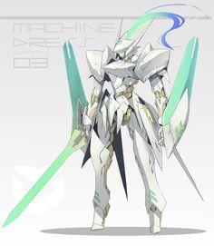 Arte Robot, Robot Art, Robot Concept Art, Armor Concept, Fantasy Characters, Anime Characters, Character Concept, Character Art, Mecha Suit