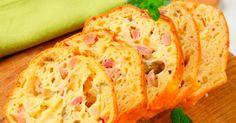 Recette de Cake au jambon et au gruyère allégé. Facile et rapide à réaliser, goûteuse et diététique. Ingrédients, préparation et recettes associées.