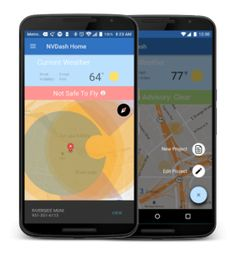 NVdrones Releases NVsync the First Automatic Flight Logging and Reporting App for DroneDeploy Users