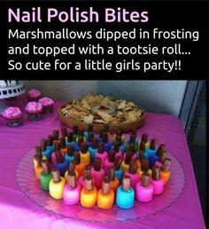 Cute little girls party apps