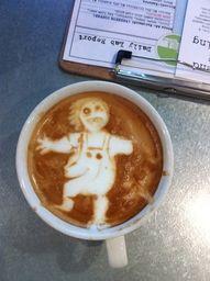 Portola Coffee Lab: the only way to kill a zombie latte is to destroy the brain. Coffee Lab, My Coffee, Coffee Time, Zombie Apocolypse, Apocalypse, Zombie Quotes, Zombie Coffee, Zombie Attack, Zombieland