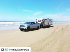 Repost @livinlavidalorenzo  I don't think it gets much better than this.  Sorry for the mini hiatus can you blame us?! . . . . #rvlife #homeiswhereyouparkit  #pismobeach #boondocking #epicfirsts #gorving #goingrv #ditchingsuburbia #keepexploring #straythecourse #adventure #explore #doepicshit #liveyourdreams #travel #getoutside #wanderlust