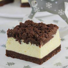 Sernik królewski Sweet Recipes, Cake Recipes, Dessert Recipes, My Dessert, Polish Recipes, Food Design, Sweet Tooth, Deserts, Food And Drink