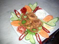 Calamari - delicious