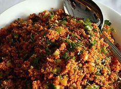bol ekşili kısır Canapes, Healthy Summer, No Bake Cake, Lentils, Fried Rice, Seafood, Salads, Pasta, Veggies