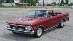 1966 Chevrolet El Camino SS.