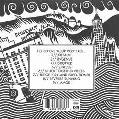 Atoms For Peace - Amok (Back) Atoms For Peace, Great Albums, Album Covers