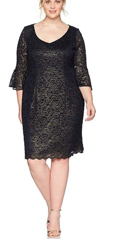57 Plus Size Wedding Guest Dresses {with Sleeves} - Alexa Webb 57 Plus Size Wedding Guest Dresses {with Sleeves} - Alexa Webb hochzeitsgast teenager 57 Plus Size Wedding Guest Dresses {with Sleeves} - Alexa Webb - New Ideas Plus Size Wedding Guest Dresses, Plus Size Cocktail Dresses, Plus Size Party Dresses, Dressy Dresses, Plus Size Dresses, Plus Size Outfits, Nice Dresses, Amazing Dresses, Special Dresses